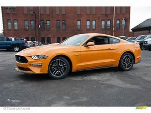 Supercars Gallery: Ford Mustang Gt Orange Fury