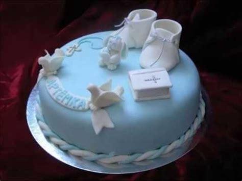 tortas de bautizo