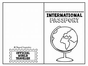 the 25 best passports for kids ideas on pinterest With printable passport template for kids