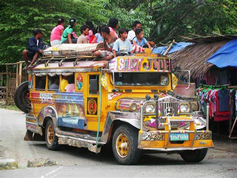 jeepney philippines that strange feeling jeepneys and jeepney stuffs about