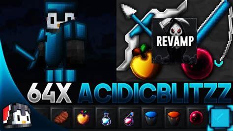 Acidicblitzz Short Sword Revamp Mcpe Pvp Pack Gamertise