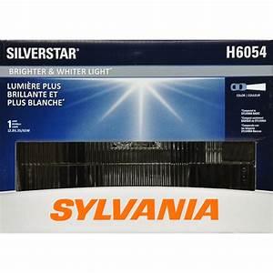 Sylvania H6054 6basic Headlight Bulb