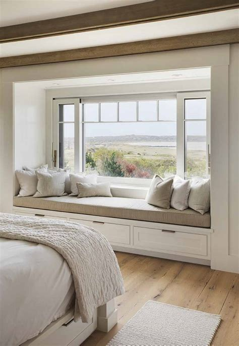Bedroom Design Window Bed by Bay Window Seat Ideas How To Create A Cozy Space In Any Room