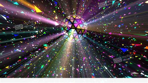 Disco Lights by Disco Lights Stock Animation 11771585