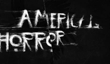american horror story letters ahs letters 28165