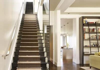 gambar tangga rumah mewah desain interior terbaru gambar
