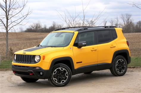 small jeep 2016 jeep renegade trailhawk the jeep of small suvs