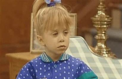 Michelle Tanner Sick Feelings Friday Eating Face