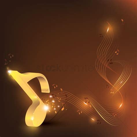 Musical background design Vector Image - 1994447