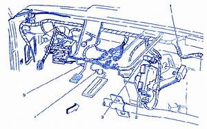 Gmc Savana 2003 Engine Electrical Circuit Wiring Diagram