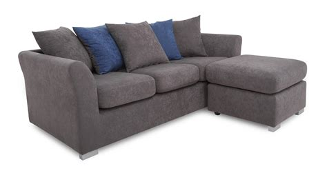 Dfs Corner Couches by Dfs Studio Fabric Corner Sofa Left Or Right Facing Ebay