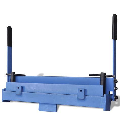 vidaxl co uk manually operated sheet metal folding