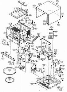 Sharp Carousel Microwave Parts List