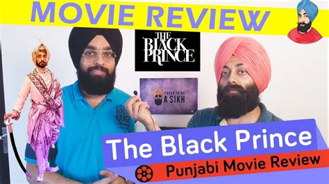 The Black Prince Full Movie Review #01  New Hollywood