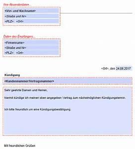 Haus Kündigung Schreiben : k ndigungsvorlage kostenlose ~ Lizthompson.info Haus und Dekorationen