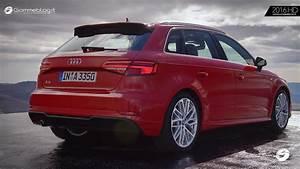 Audi A3 Sportback S Line 2017 : 2017 new audi a3 sportback exterior interior design ~ Melissatoandfro.com Idées de Décoration
