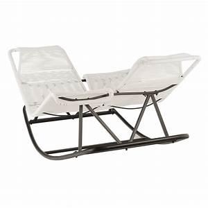 Chaise Acapulco Casa : chaise bascule love acapulco sklum france ~ Teatrodelosmanantiales.com Idées de Décoration
