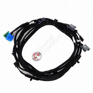 Vauxhall Astra Twintop Boot    Trunk Wiring Harness Genuine