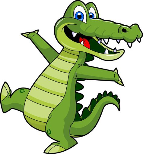 cute baby alligator clipart  clipart images