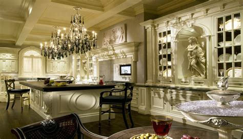 Luxury Kitchen Design Image