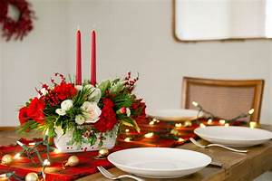 Christmas, Centerpieces, For, Your, Holiday, Table