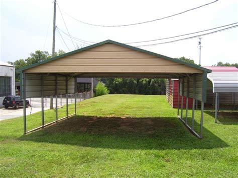 All Steel Carports Prices by Metal Carports In South Carolina Sc Carport Prices