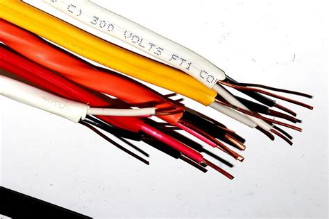 how much electrical wire to get a pound of copper