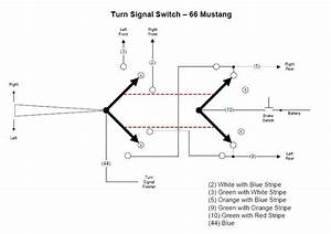Wiring Around Emergency Flasher Switch