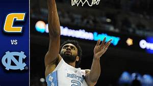 North Carolina vs. Chattanooga Men's Basketball Highlights ...