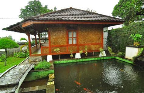 gambar rumah sederhana  desa menyatukan unsur sederhana