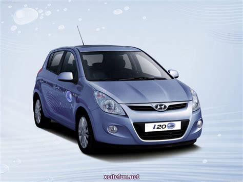 Hyundai I20 Compact Car Wallpapers