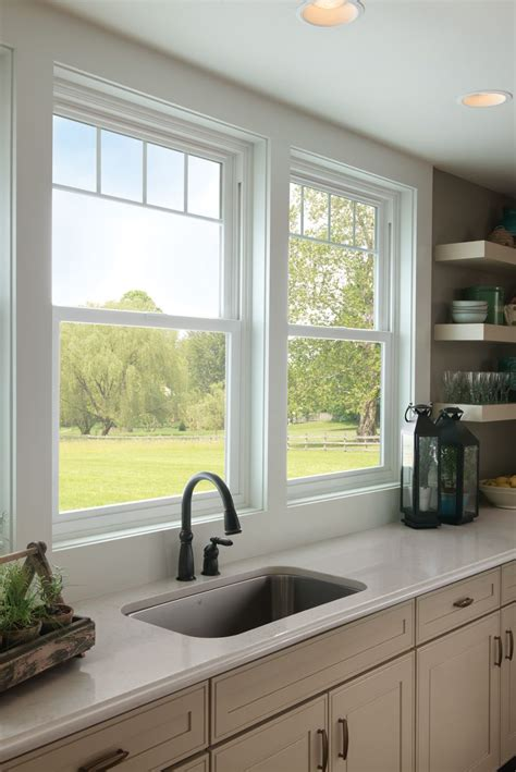 valence grids give  kitchen sink windows   sophistication featured tuscany series