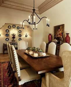 10 Inviting Old World Style Dining Rooms Artisan Crafted