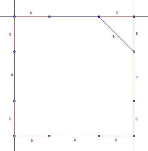 regelmaessiges achteck konstruktion