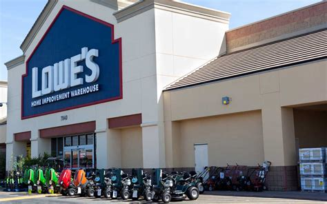 Lowe's Home Improvement : 11 Secrets Of Home Improvement Shopping At Lowe's