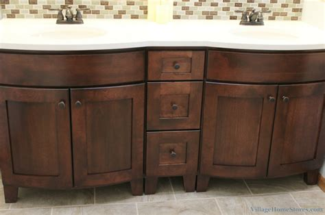 bow front bathroom vanity vanity ideas