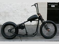 The Rolling Chopper Chassis