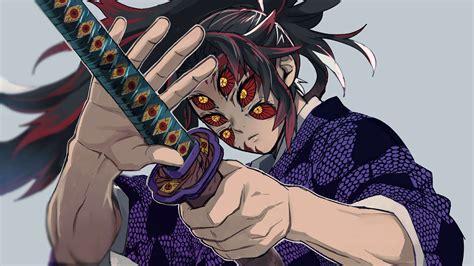 kimetsu  yaiba kokushibo uhd  wallpaper pixelz