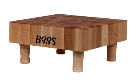 butcher block by the foot john boos cutting boards with feet