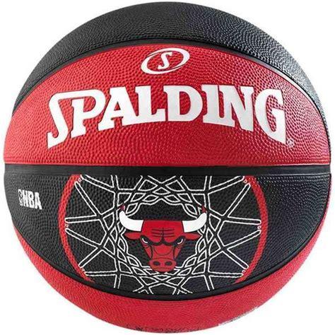 balon spalding chicago bulls nba team ball basketspiritcom