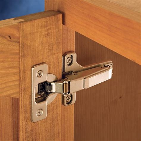 replace cabinet hinges with soft close hidden hinges hidden hinges are visible only when the door