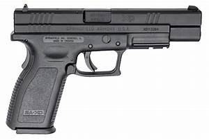Springfield Armory Xd Tactical 9mm