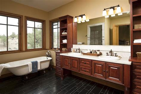 master bathroom cabinet ideas 12 amazing master bathrooms designs corner
