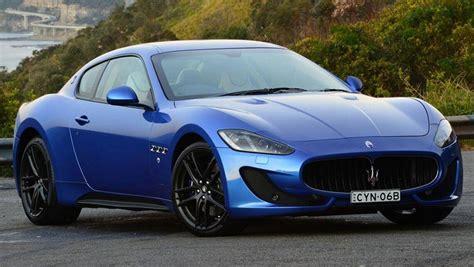 Maserati Car : 2015 Maserati Granturismo Mc Sport Review
