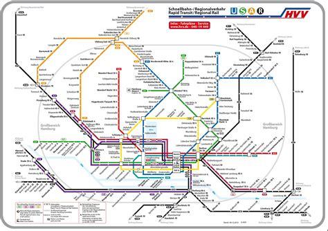 hamburger   bahn stationen stationsmap  hamburg