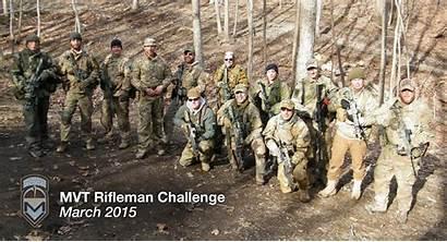Rifleman Velocity Max Tactical Mvt Challenge Iii