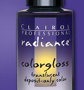 Light Beige Hair Color Chart Clairol Professional Radiance Collection