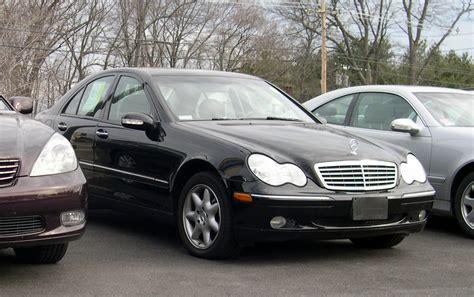 Mercedes-Benz C 240 2004