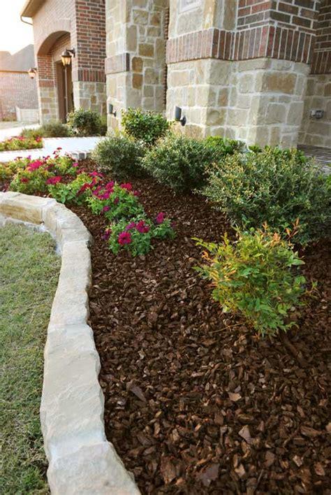 mulch landscape ideas landscaping ideas instead of mulch pdf