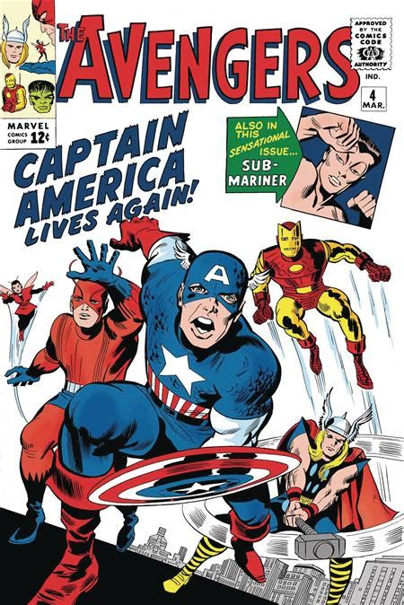 True Believers Kirby 100Th Captain America Lives Again #1 ...